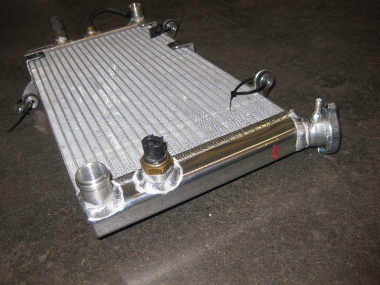 Kühlerservice RMS Metalwork